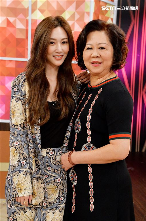 曾莞婷與曾媽媽/衛視中文台提供 ID-1722536