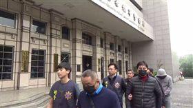 洩密,刑事局,巴斯夫,中國,化工廠,洩漏營業秘密,台北。翻攝畫面