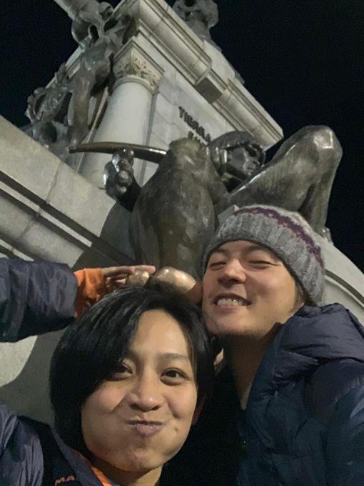 宥勝,老婆,南極/翻攝自宥勝臉書