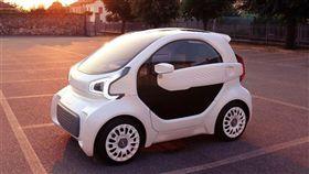 ▲XEV 3D列印雙人座電動車LSEV(圖/翻攝網路)