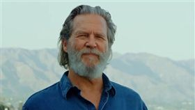 傑夫布里吉(Jeff Bridges)。(圖/翻攝自Jeff Bridges