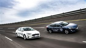 ▲The All-New Ford Focus全新搭載Ford Co-Pilot360TM全方位智駕科技輔助系統。(圖/Ford提供)