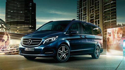 ▲Vito Tourer與V-Class全車系再加贈3年保養套裝。(圖/Mercedes-Benz提供)