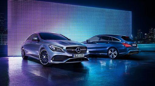 ▲針對CLA車款不僅提供全年乙式保險優惠,更加碼再送3年保養。(圖/Mercedes-Benz提供)
