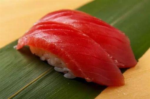 日本,黑鮪魚,壽司,一貫壽司(圖/翻攝自《新浪新聞》網站)