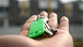 買房,鑰匙,房子,家(圖/PIXABAY)