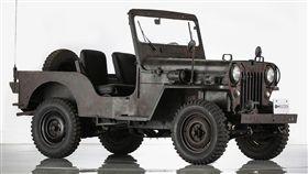 ▲日本三菱製SJ3B-J3 Willys Jeep。(圖/翻攝網站)