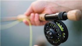 釣魚,釣竿 圖/pixabay