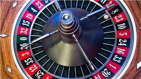 俄羅斯輪盤,賭場,賭博 圖/PIXABAY