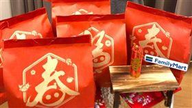 四大超商業者推出好康福袋。