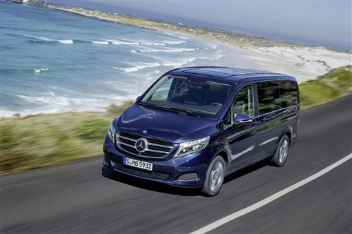 ▲Mercedes-Benz V-Class。(圖/Mercedes-Benz提供)
