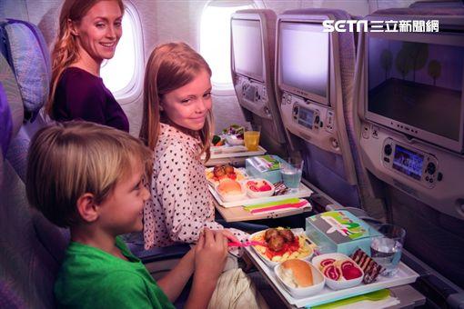 航空,孩子,阿聯酋航空,家長,兒童機上行為調查,飛機,兒童