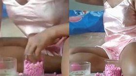 泰國妹直播吞老鼠藥自殺(圖/翻攝泰國網)