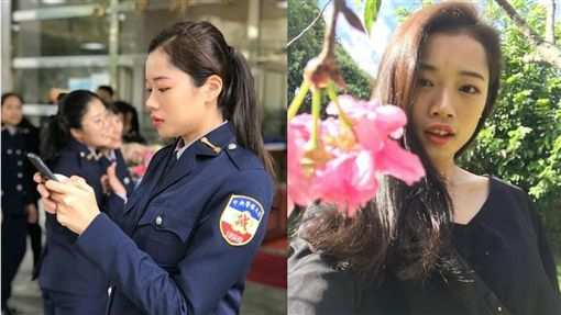 警界舒淇,陳韋如,模特,台北波麗士