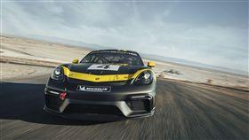 ▲Porsche Cayman GT4 Clubsport。(圖/Porsche提供)
