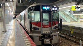 日本,JR,網路預訂(圖/翻攝自JR西日本列車運行情報 Twitter)