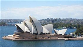 澳洲雪梨歌劇院。(圖/翻攝自維基百科)