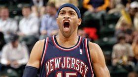 NBA/溫馨!籃網製影片致敬卡特 翻攝自推特 NBA,亞特蘭大老鷹,Vince Carter,紐澤西籃網,籃網三劍客