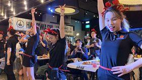 手抓海鮮,DANCING CRAB蟹舞,微風南山。