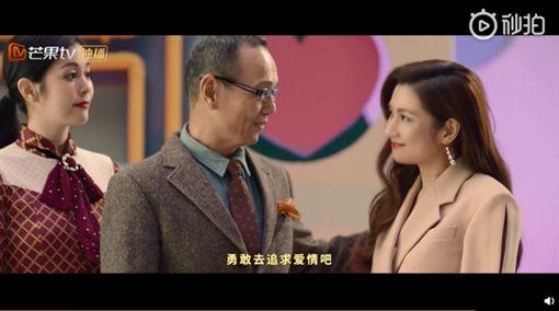 Selina、任容萱、任爸/微搏