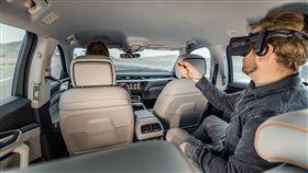 ▲Audi e-tron將採用AR虛擬實境。(圖/Audi提供)