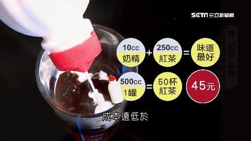 (透視)揭化學奶茶