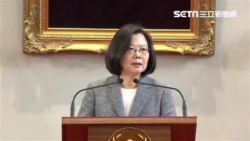 總統府召開記者會宣布新閣揆人選,蔡英文,蘇貞昌,賴清德,新聞台