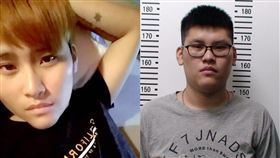 台東25歲性侵假釋犯潘俊皓/翻攝自臉書、刑事局提供