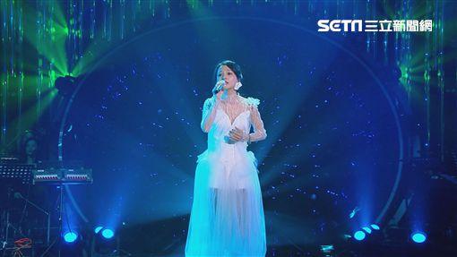 張韶涵《歌手2》圖/中天電視提供