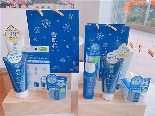 台灣小七也開賣日本限定雪肌粹。