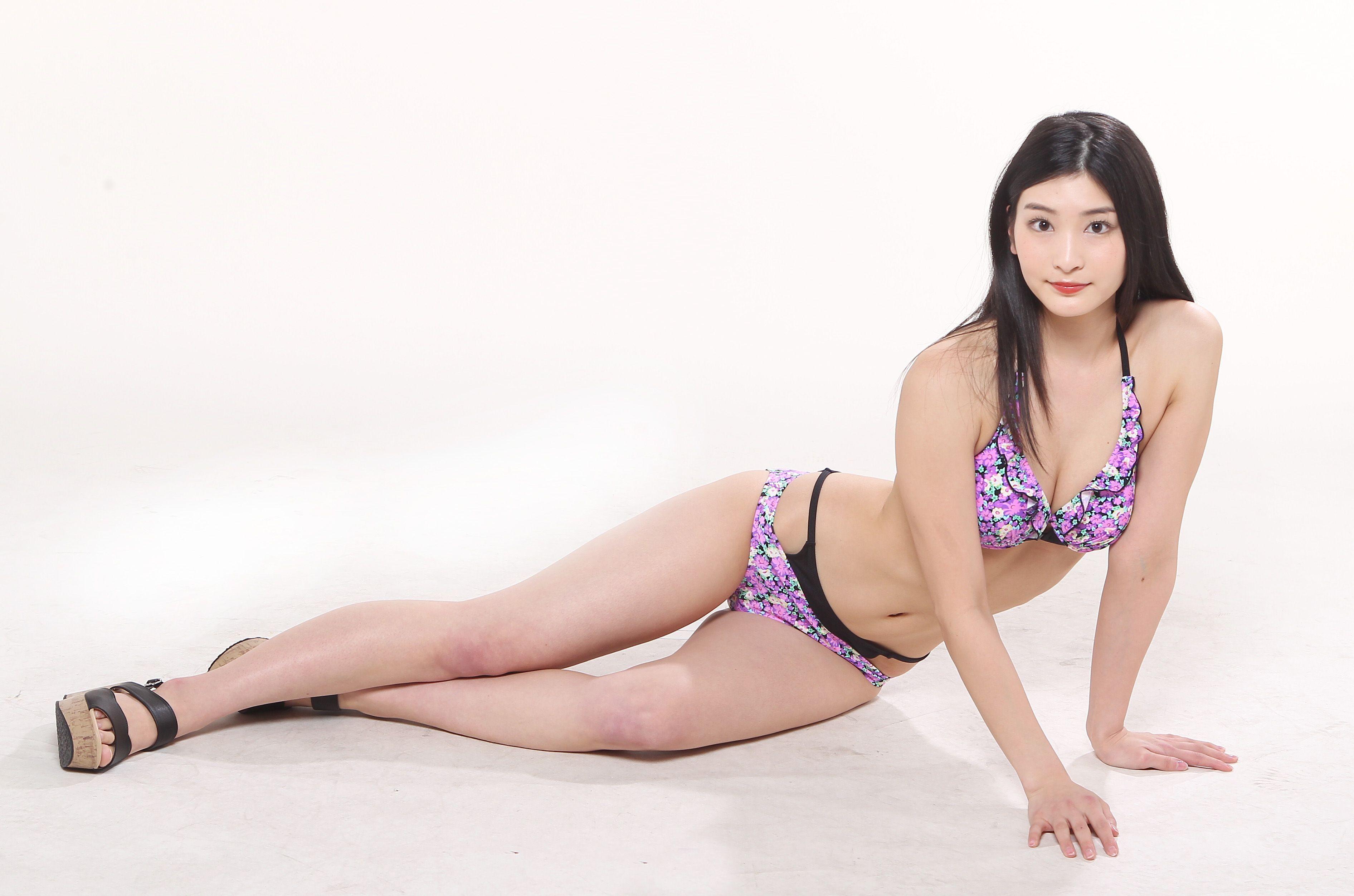 日本的AV女優本庄鈴非常仰慕AV女優明日花綺羅。(記者邱榮吉/攝影)