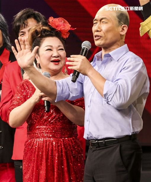 《2019超級華人風雲大賞》/記者林士傑攝影