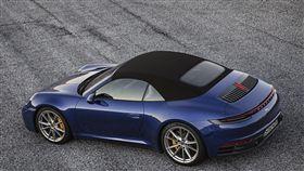 ▲Porsche 911 Cabriolet。(圖/Porsche提供)