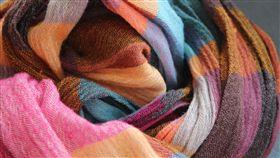 圍巾(示意圖/翻攝自Pixabay) https://goo.gl/GgRWbn