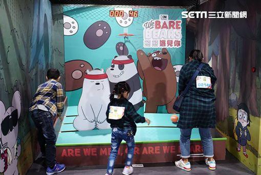 猴塞雷!瘋狂運動會,探險活寶,熊熊遇見你,台北新板希爾頓酒店,新板希爾頓,悅市集,青雅