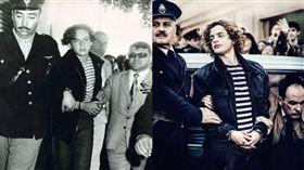 19歲「死亡天使」卡洛斯普西有著天使少年一般的外貌,是阿根廷至今被關最久的罪犯。(圖/翻攝自阿根廷新聞)