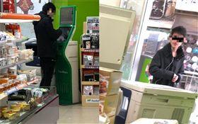 男子搶票霸佔機台 嗆顧客「去別家」 (圖/翻攝自爆怨公社臉書)