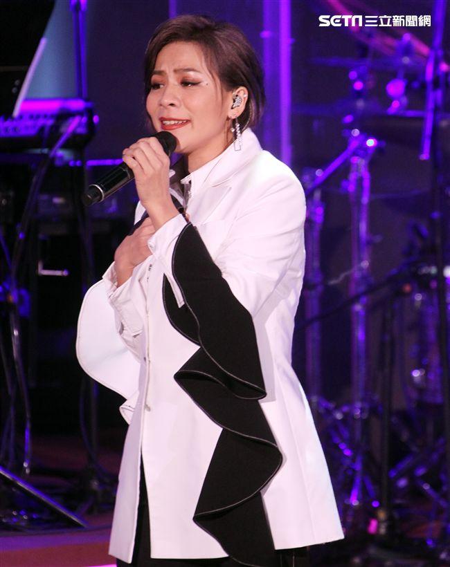 江美琪/我愛江美琪演唱會。(記者邱榮吉/攝影)