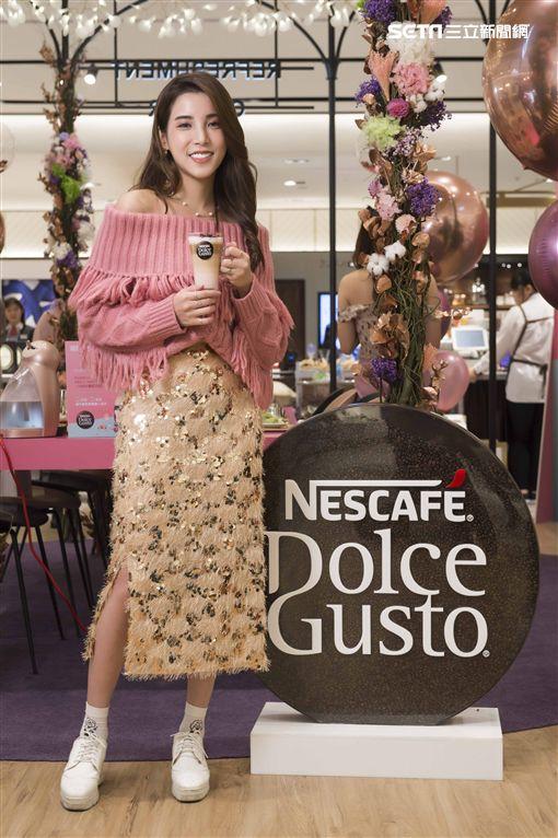 雀巢,多趣酷思,玫瑰金,膠囊咖啡機,雀巢多趣酷思,Genio 2