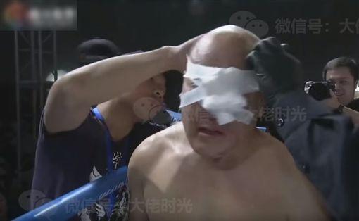 徐曉冬,田野,武術大師,格鬥狂人,中國(圖/翻攝自Tycoon Time YouTube)