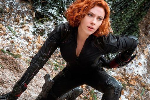 《黑寡婦》傳出將於2020年開拍。(圖/《復仇者聯盟3》劇照)