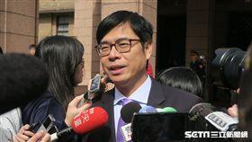 行政院副院長陳其邁。(圖/記者盧素梅攝)