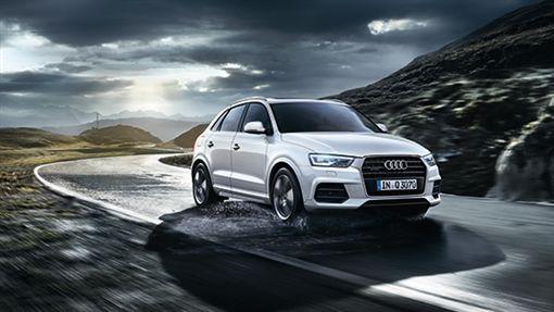 ▲Audi Q3(圖/Audi提供)