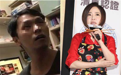 于美人,肉圓爸(圖/翻攝自爆料公社,記者邱榮吉攝影)