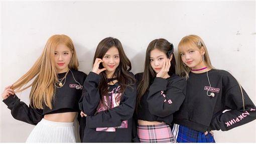 BLACKPINK,南韓,色情網站,私照(圖/翻攝自Jisoo Instagram)