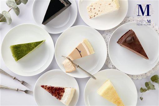 LADY M千層蛋糕。