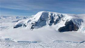 南極冰山(圖/翻攝自NASA)