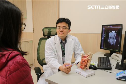 亞洲大學附屬醫院,大腸直腸外科,江驊哲,罹癌,壓力大,直腸癌