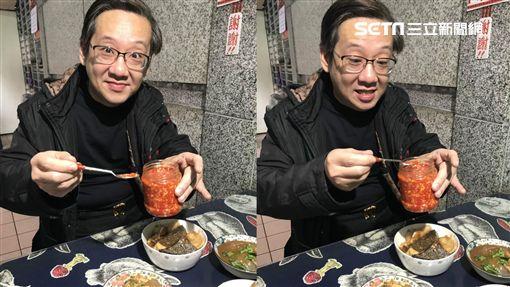 家味,肉圓,家暴,辣椒,蘆洲/記者郭弈均攝