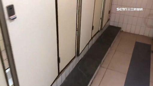 清大男學生連闖女宿廁所 遭逮辯壓力大